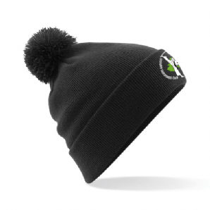 Lisburn Taekwondo Bobble hat - Black